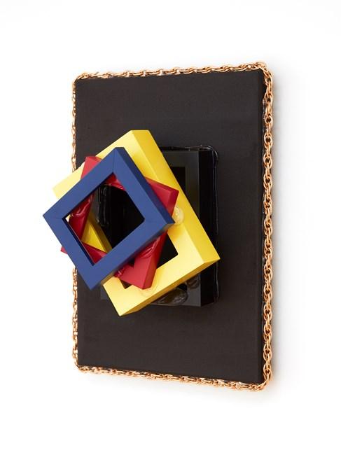 Buildup by Judy Darragh contemporary artwork