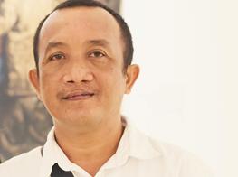 Mangu Putra at Gajah Gallery