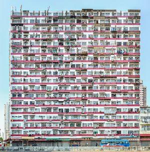'Waterloo Road', The Last Tong Lau, Yau Ma Tei by Stefan Irvine contemporary artwork
