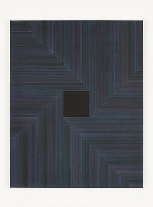 House 6 (Black) by Peter Peri contemporary artwork