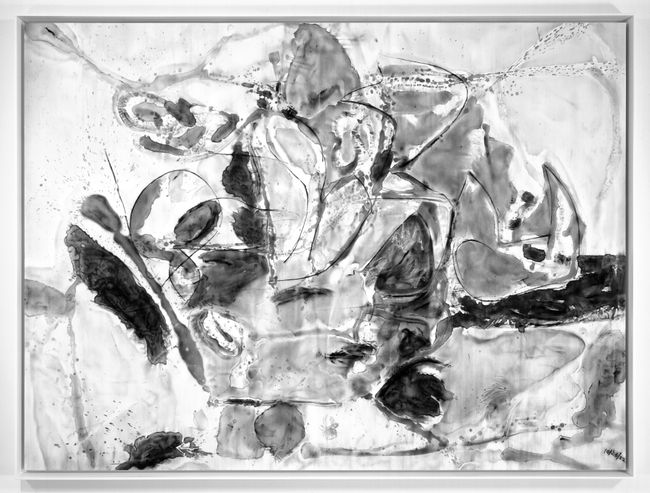 After Frankenthaler (Mountains and Sea, 1952) by Robert Longo contemporary artwork