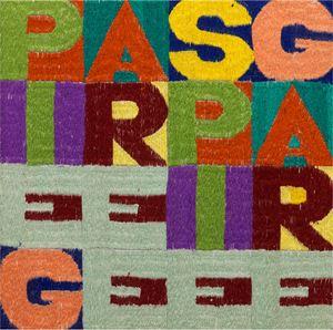 Piegare e spiegare by Alighiero Boetti contemporary artwork