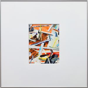 Quarry 10 by Gary-Ross Pastrana contemporary artwork painting, works on paper, photography, print