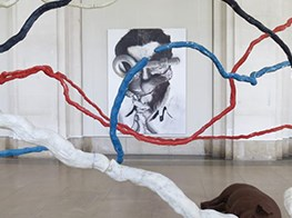 Urs Fischer: 'False Friends' at the Museum of Art and History, Geneva