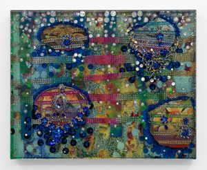 Jewel Box #9 by Lisa Vlaemminck contemporary artwork