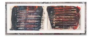 +'s & -'s #6 by Judy Pfaff contemporary artwork