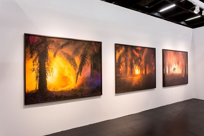 Ben Brown Fine Arts, Art Cologne (11–14 April 2019). Courtesy Ben Brown Fine Arts.