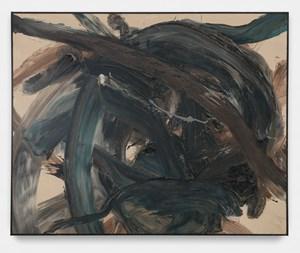 Vaisravana (Bishamonteno) by Kazuo Shiraga contemporary artwork