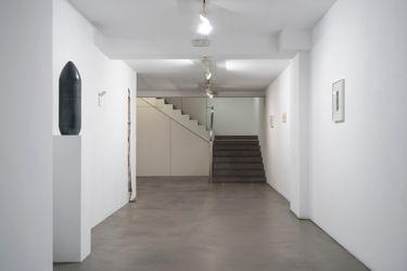 Exhibition view: Group exhibition, Long Story Short, Sabrina Amrani, Madera, 23, Madrid (9 September–13 November 2021). Courtesy Sabrina Amrani, Madrid.