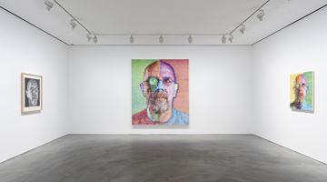 Contemporary art exhibition, Chuck Close, Chuck Close at Pace Gallery, Hong Kong