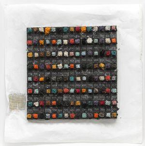 Number 256D by Leonardo Drew contemporary artwork