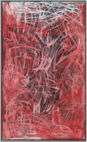 Kame Yam Awelye by Emily Kame Kngwarreye contemporary artwork