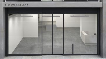 Lisson Gallery contemporary art gallery in Cork Street, London, United Kingdom