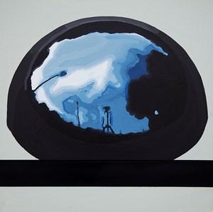 Another No. 4 by Wang Jianwei contemporary artwork