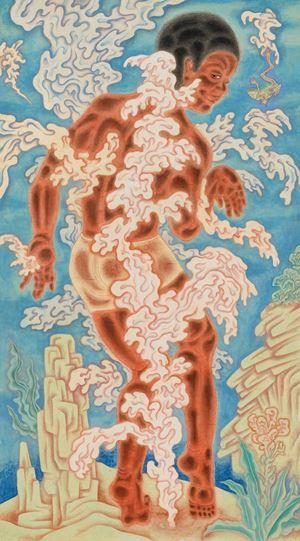 大暑 Great Summer by Tseng ChienYing contemporary artwork