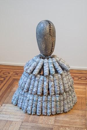 Cowrie (Sage) by Simone Leigh contemporary artwork