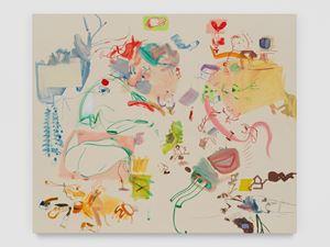 Pleasant Zones by Sue Williams contemporary artwork