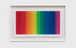 Rainbow 2020-1 by Hang Chunhui contemporary artwork