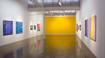 Contemporary art exhibition, Robert Owen, Afterglow at Arc One Gallery, Melbourne