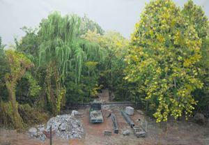 Study of Green-Seoul-Vacant Lot-Nodeulseom (Islet) by Honggoo Kang contemporary artwork