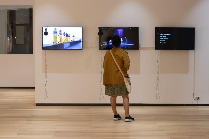 Exhibition view: Group Exhibition, A Silent Voice,Tang Contemporary Art, Bangkok (18 December 2019–30 January 2020).Courtesy Tang Contemporary Art.