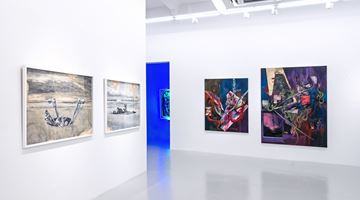 Contemporary art exhibition, Group Exhibition, Closer than they appear at Yavuz Gallery, Singapore