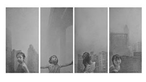 Homeland No.1-4 家園 No.1-4 by Zhu Yiyong contemporary artwork