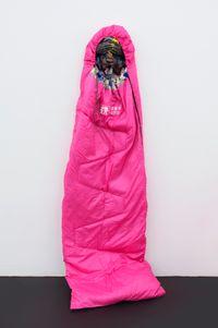 Phantom Camp I by Kris Lemsalu contemporary artwork sculpture