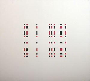 B by Fritz Klingbeil contemporary artwork painting