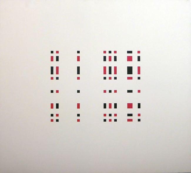 B by Fritz Klingbeil contemporary artwork