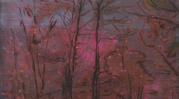 Contemporary art exhibition, Elizabeth Magill, Her Nature at Kerlin Gallery, Dublin, Ireland