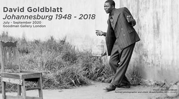 Contemporary art exhibition, David Goldblatt, Johannesburg 1948 – 2018 at Goodman Gallery, London