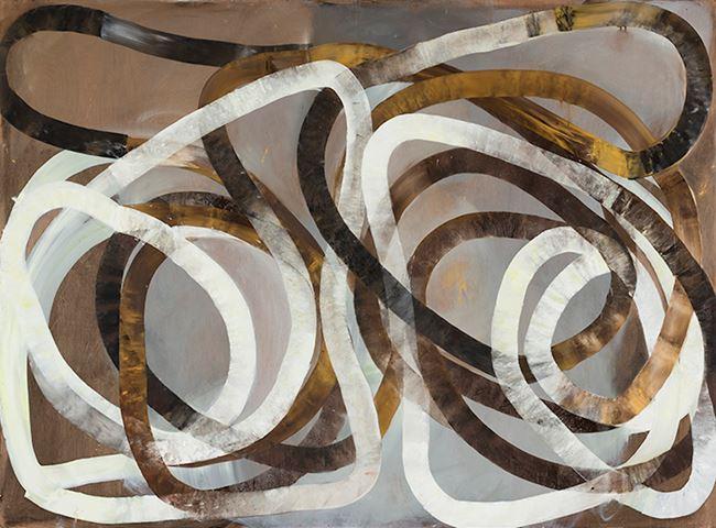 You and Me by Ildiko Kovacs contemporary artwork