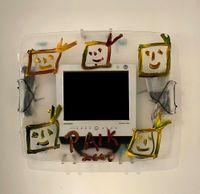Tiger lives by Nam June Paik contemporary artwork sculpture, mixed media