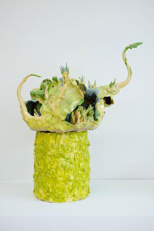 Grow V by Mira Makai contemporary artwork