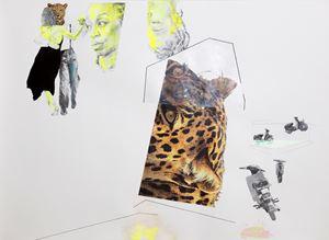 pas de deux by ruby onyinyechi amanze contemporary artwork
