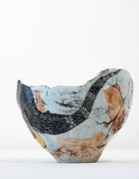 Teacup_Dragon God by Masako Inoue contemporary artwork sculpture, ceramics