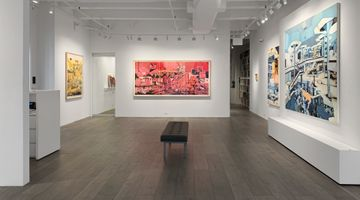 Contemporary art exhibition, William Buchina, Low Information Settings at Hollis Taggart, New York, USA