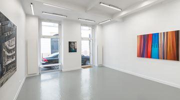Contemporary art exhibition, Kristina Jansson, The Veil at Andréhn-Schiptjenko, Paris