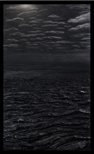 The Crossing XXVI by Bao Vuong contemporary artwork