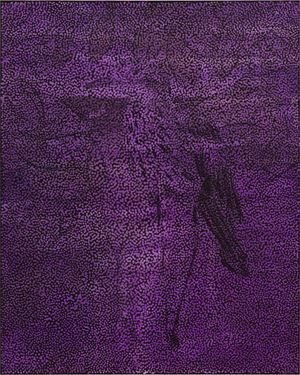 Untitled (CITBINQ) by Daniel Boyd contemporary artwork