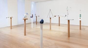 Contemporary art exhibition, Sarah Sze, Solo Exhibition at Victoria Miro, London