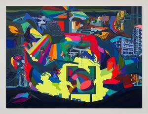 New Nest by Franz Ackermann contemporary artwork