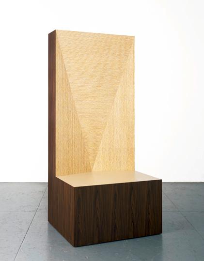 Seat of Judgement by Richard Artschwager contemporary artwork