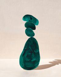 bean tower by Ina Jang contemporary artwork print