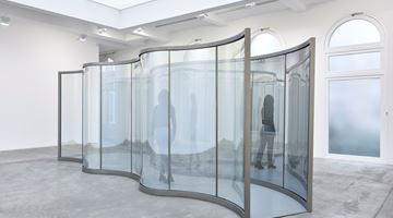Contemporary art exhibition, Dan Graham, New Work at Galerie Marian Goodman, Paris