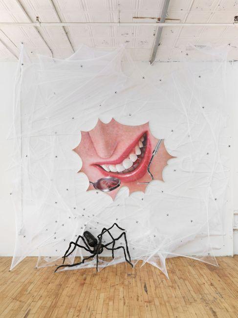Caught in a Lie by Trey Abdella contemporary artwork