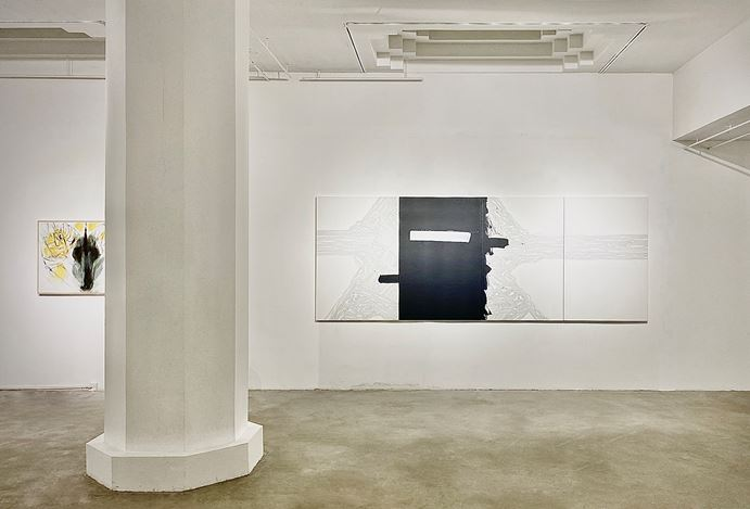 Exhibition view: Metamorphoses, Pearl Lam Galleries, Shanghai (27 July–15 October 2020). Courtesy Pearl Lam Galleries