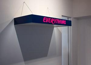 Everything by Callum Morton contemporary artwork