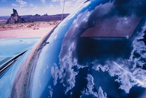 """Stellar Memories"" by Ikko Narahara contemporary artwork"